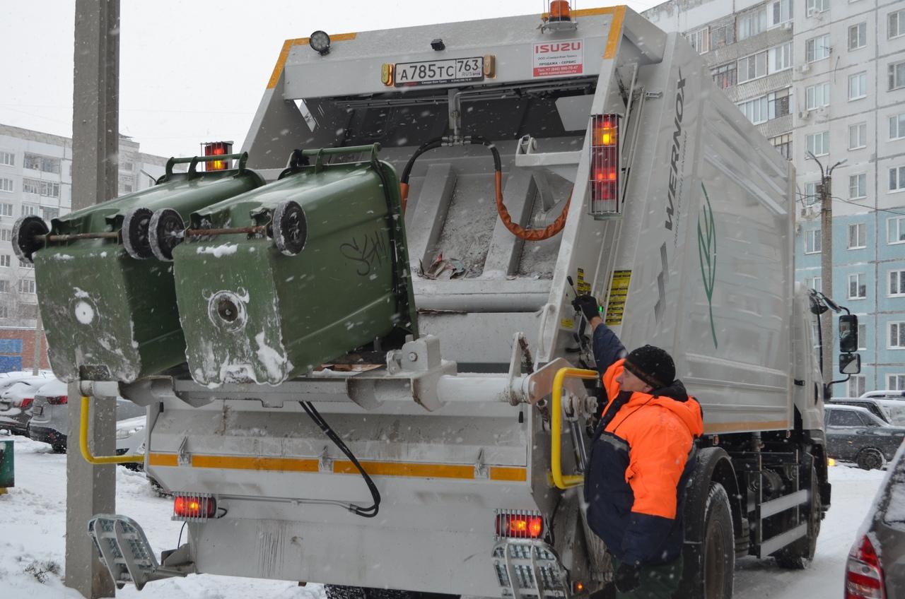 В Челябинской области началось серийное производство мусоровозов