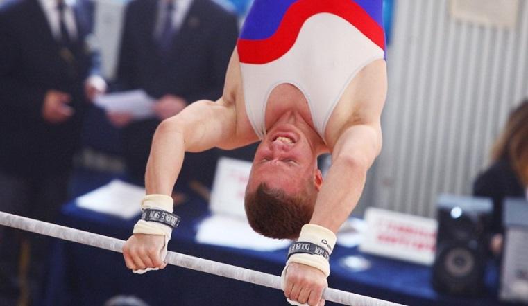 В Челябинске прошел всероссийский турнир по спортивной гимнастике