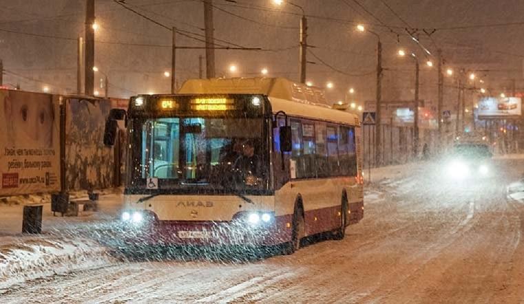 Новый график. Как будет работать транспорт Челябинска в Новый год 2021