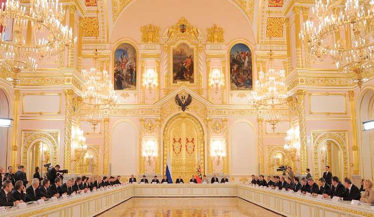 Губернатор Челябинской области принимает участие в заседании Госсовета