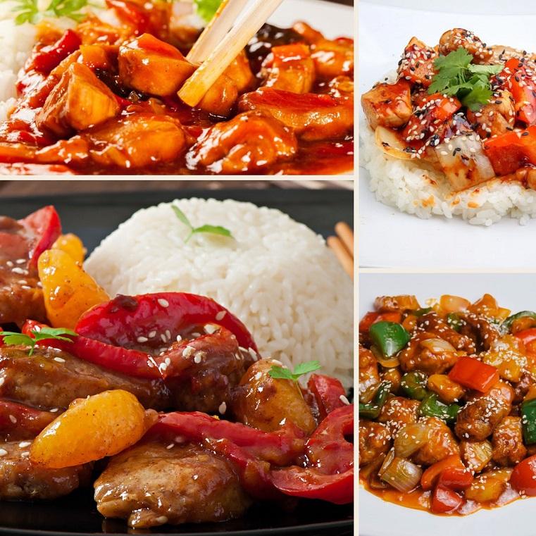 Рецепты с фото: как приготовить свинину в кисло-сладком соусе по-китайски