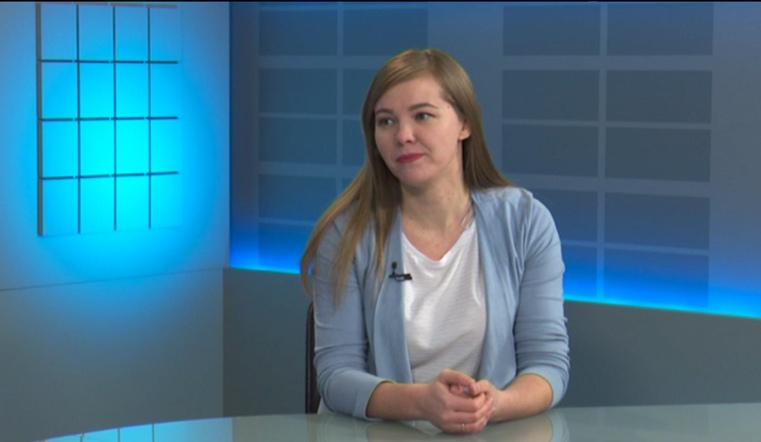 """Оксана Кирюшина: """"Семейный портал – это объединяющий ресурс по мерам поддержки для семей"""""""
