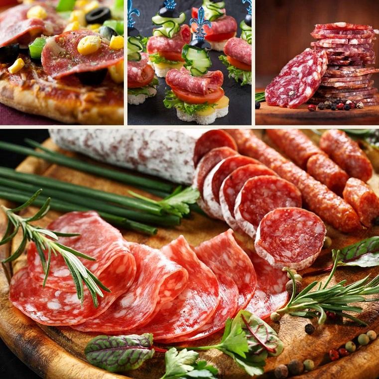 Рецепты на каждый день: как приготовить салат с рукколой и салями. Салями Ариант