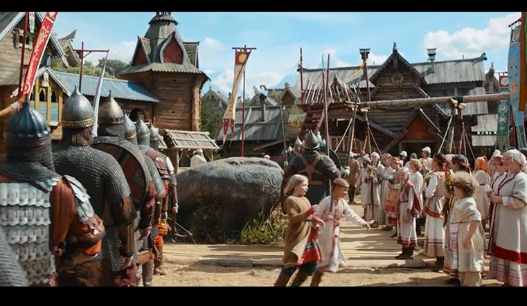 Сказка для всей семьи. Премьера нового «Последнего богатыря» порадует зрителей всех возрастов