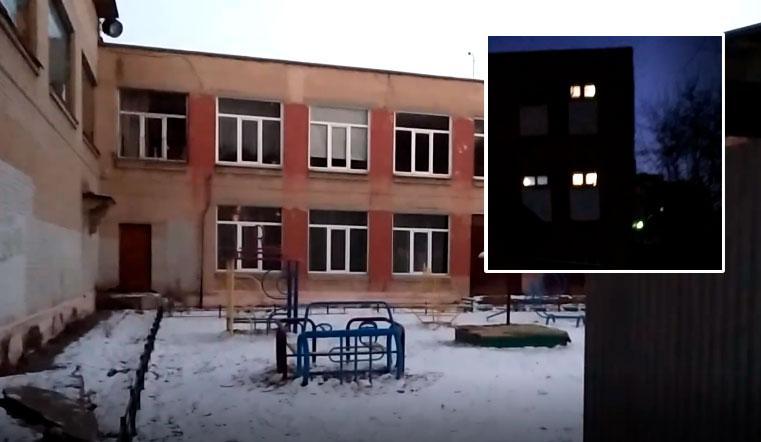 Прятки под Луной. Родители Челябинска возмущены прогулками дошкольников в кромешной темноте