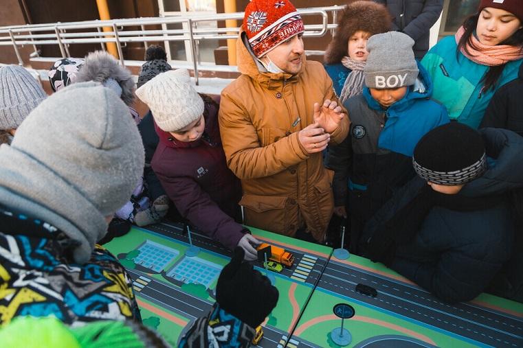 Лаборатория безопасности. В Челябинской области появится необычный автобус для школьников