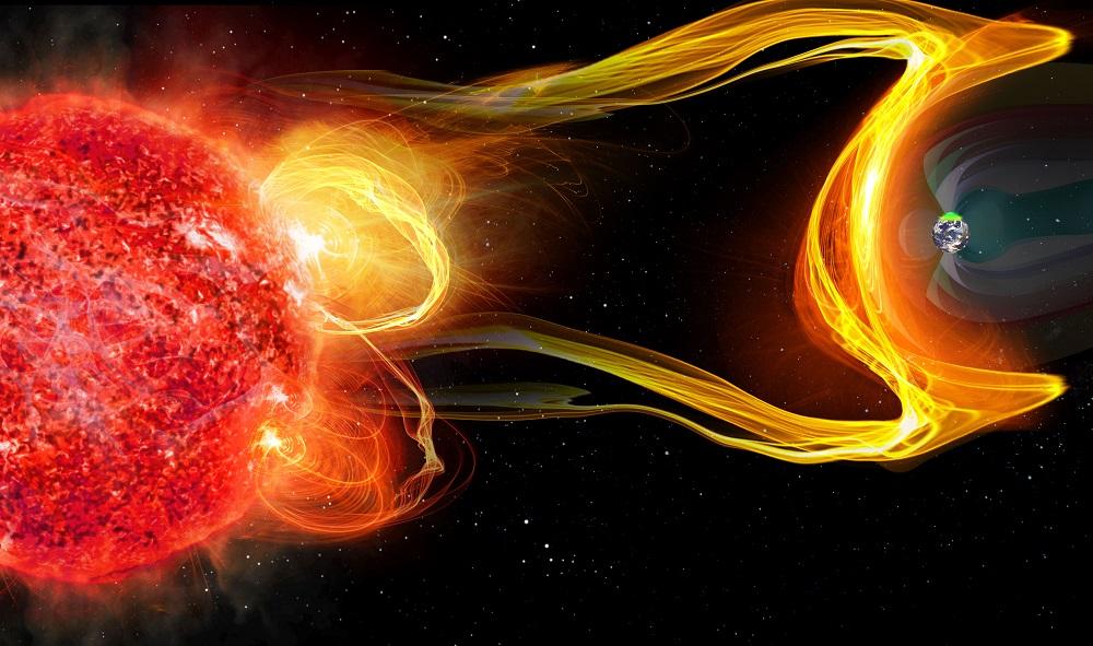 Магнитные бури 2020. Мощные вспышки на Солнце в декабре, к чему готовиться