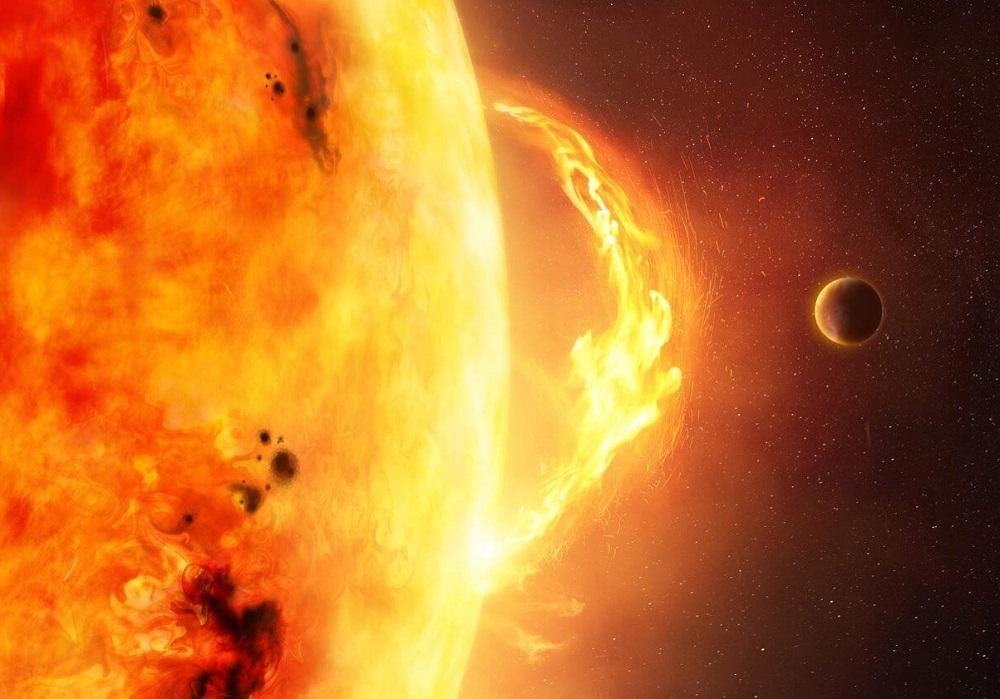 Магнитные бури 2020. Выстрелит нехило - Солнце сравнили с раскаленным пистолетом