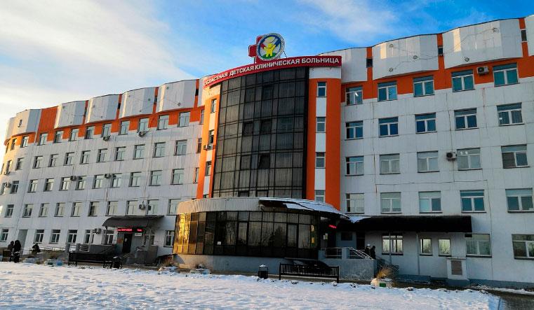 Реанимация онлайн. Родители в Челябинской области общаются с новорожденными по видеосвязи