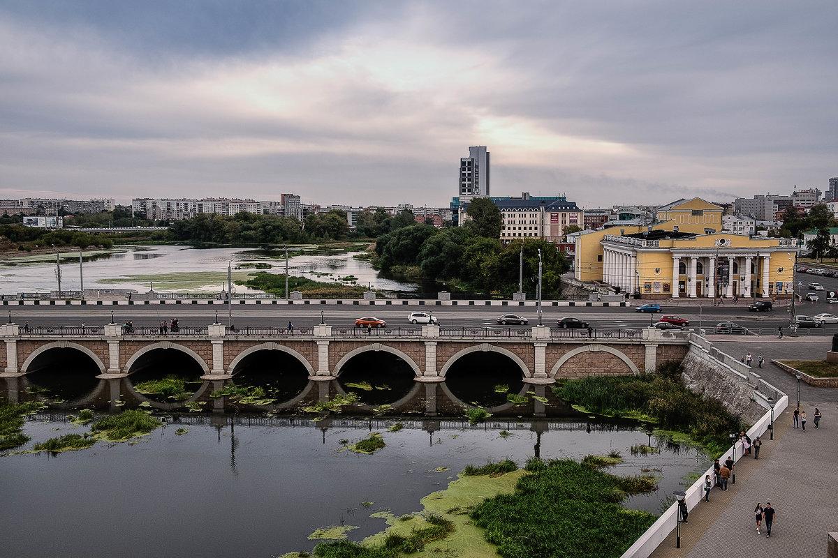 Проект на 2,5 млрд рублей. На набережной реки Миасс в Челябинске могут появиться новые объекты