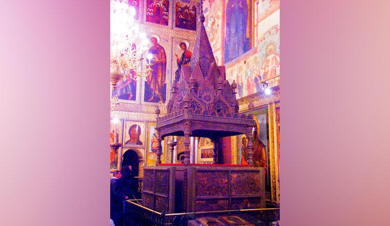 Целительная святыня. В Челябинск привезут копию древней чудотворной иконы. Иерусалимская икона