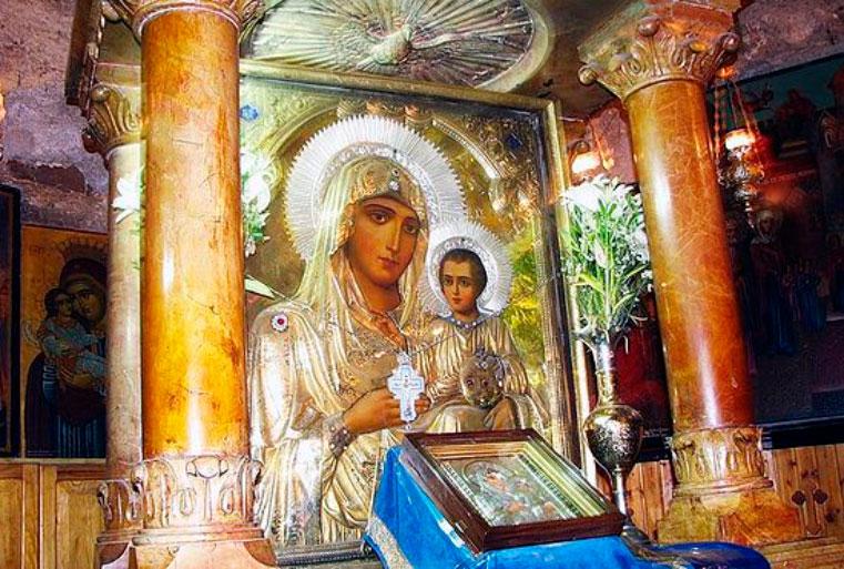 Иерусалимская икона