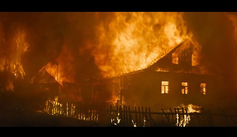 «Огненная» премьера. Фильм-катастрофа расскажет о подвигах пожарных и спасателей