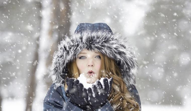 Уход за кожей тела зимой в домашних условиях