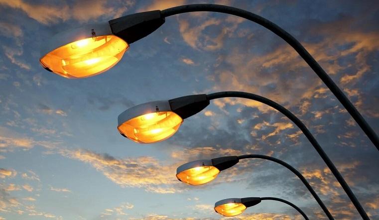 Да будет свет. В Магнитогорске установили новые фонари