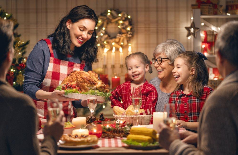 Ночь перед Рождеством. Суеверия и приметы на счастье