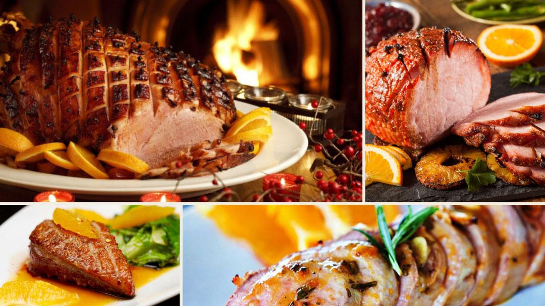 Простые рецепты на Новый год 2021. Как вкусно приготовить свинину в духовке