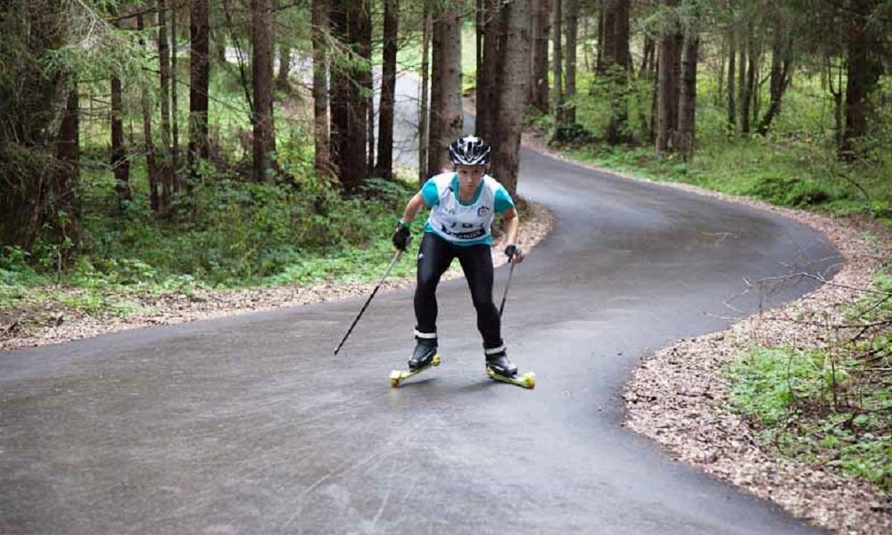 Новая лыжероллерная трасса появится в Челябинской области
