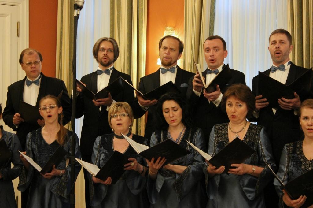 Музыка без границ. В Челябинской области выступит Московский камерный хор
