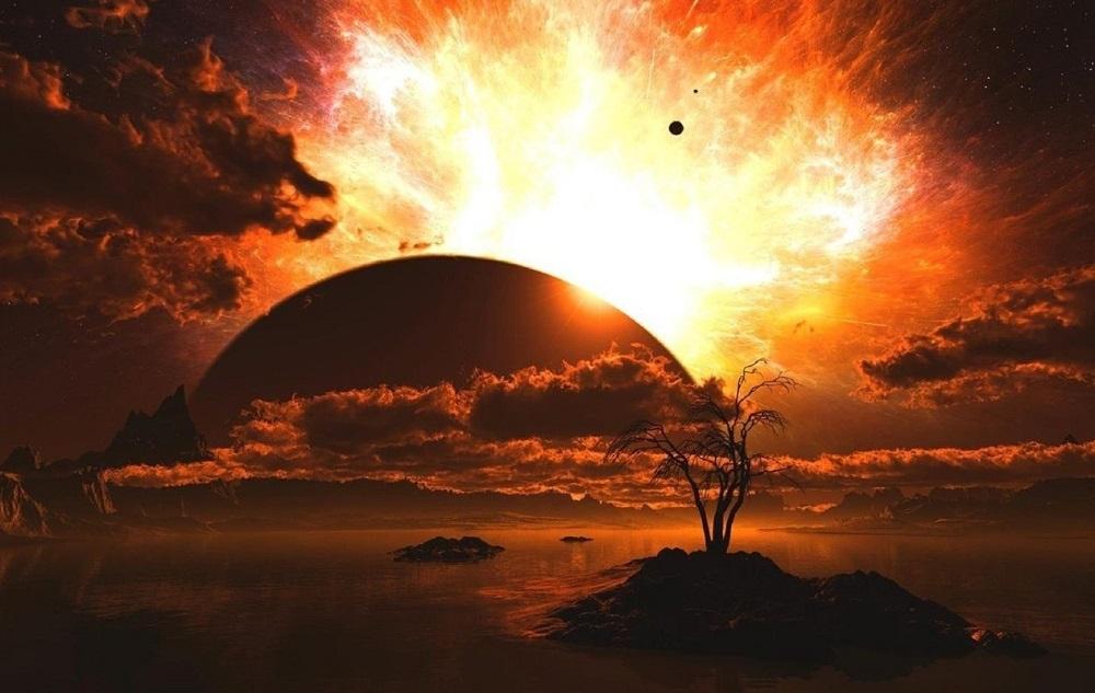 Новолуние 2020. Луна съест Солнце и как пережить новый конец света