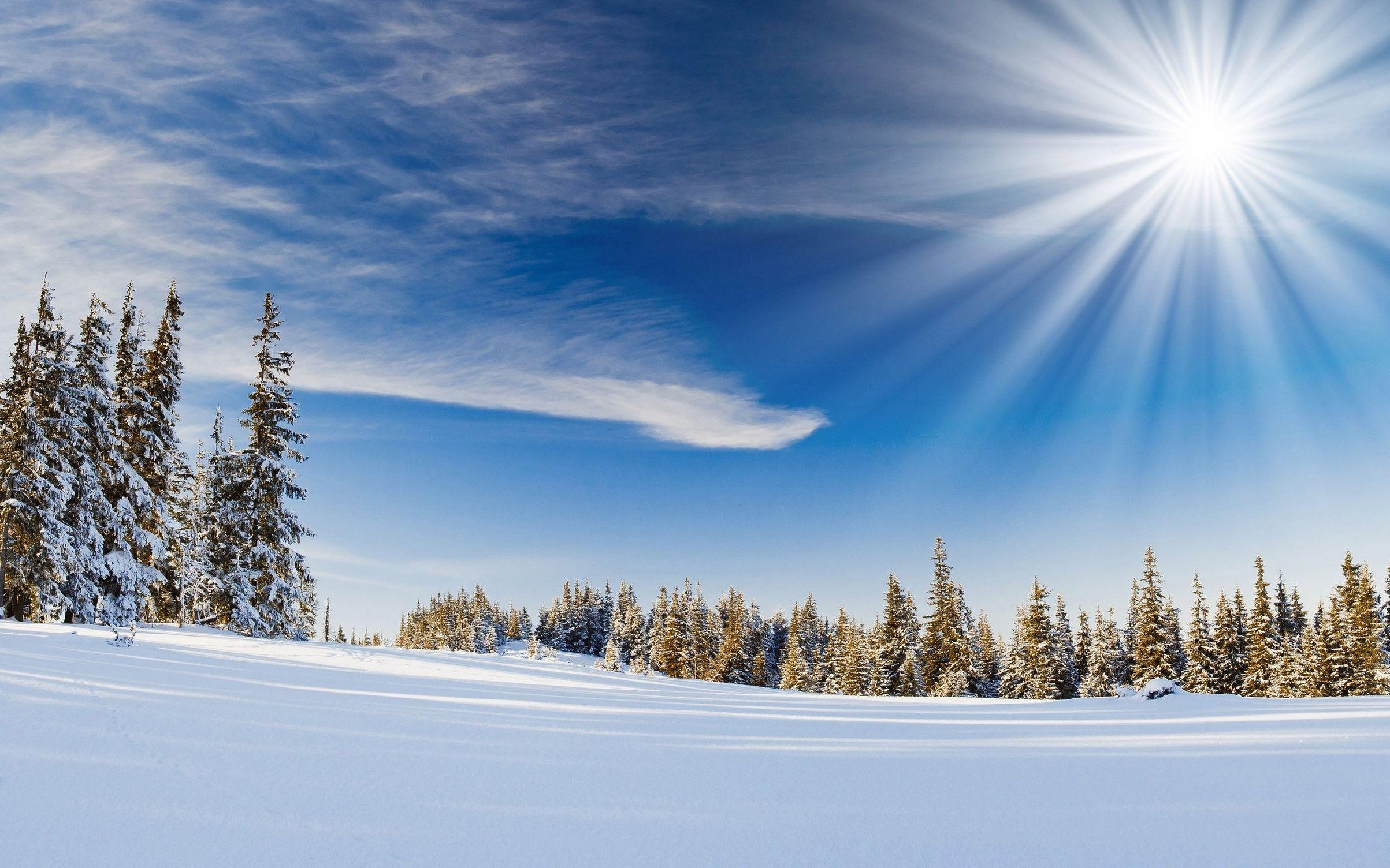 Идеальная погода. Синоптики рассказали о предновогоднем уик-энде в Челябинской области