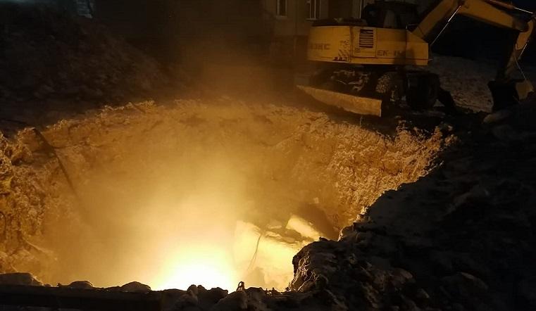 Замерзают зимой. В городе на Урале без отопления остались 72 жилых дома
