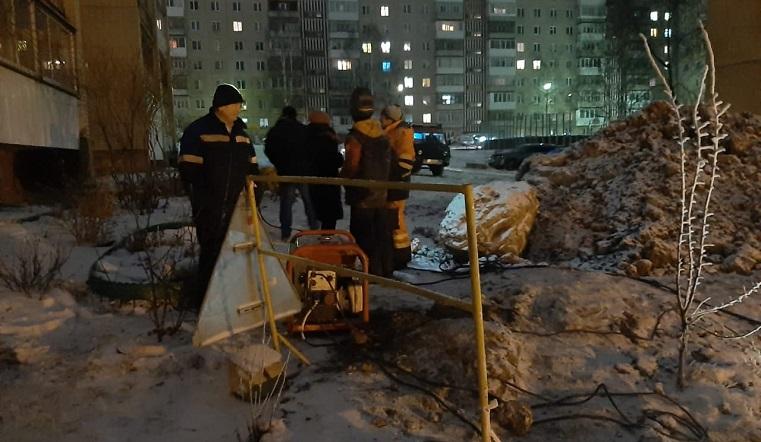 72 многоквартирных дома остались без отопления в Челябинской области