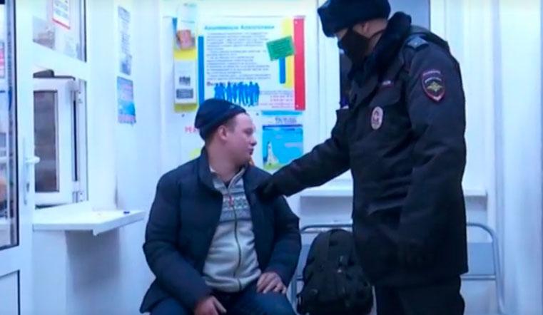 Горячая пора. Челябинский вытрезвитель принял первых в 2021 году пациентов