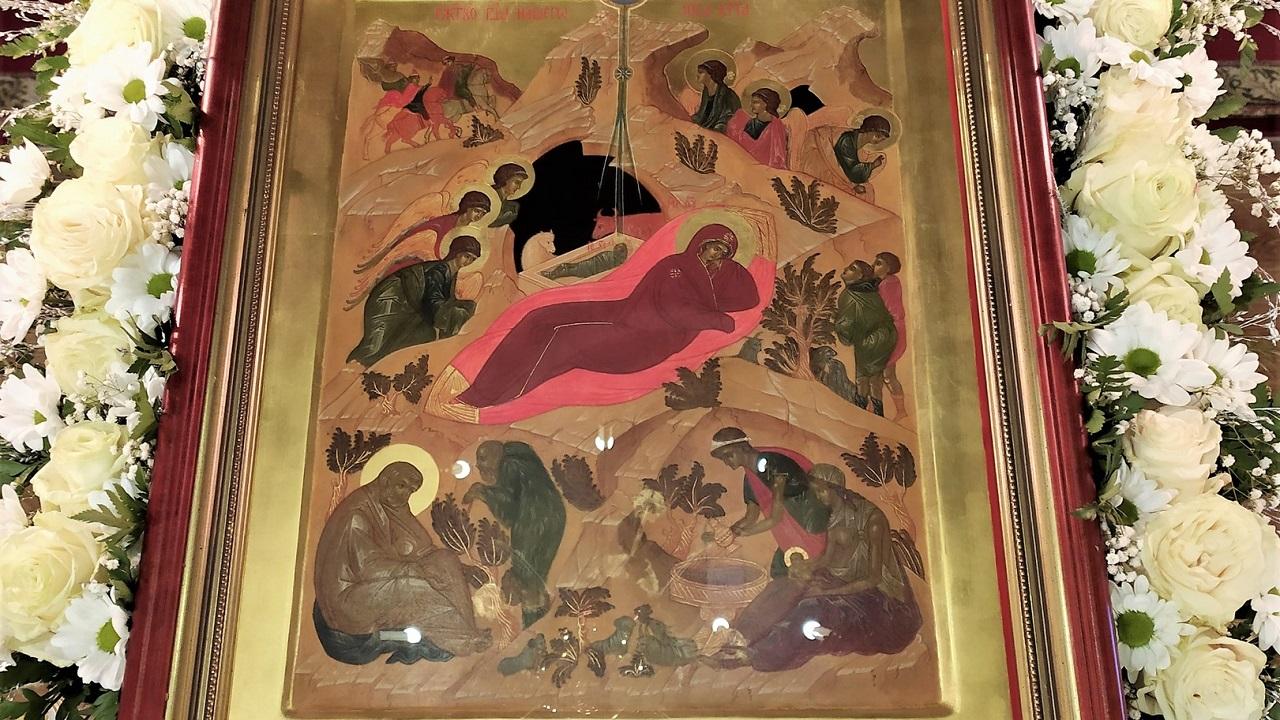 В Одигитриевском монастыре возрождают традиционную иконопись