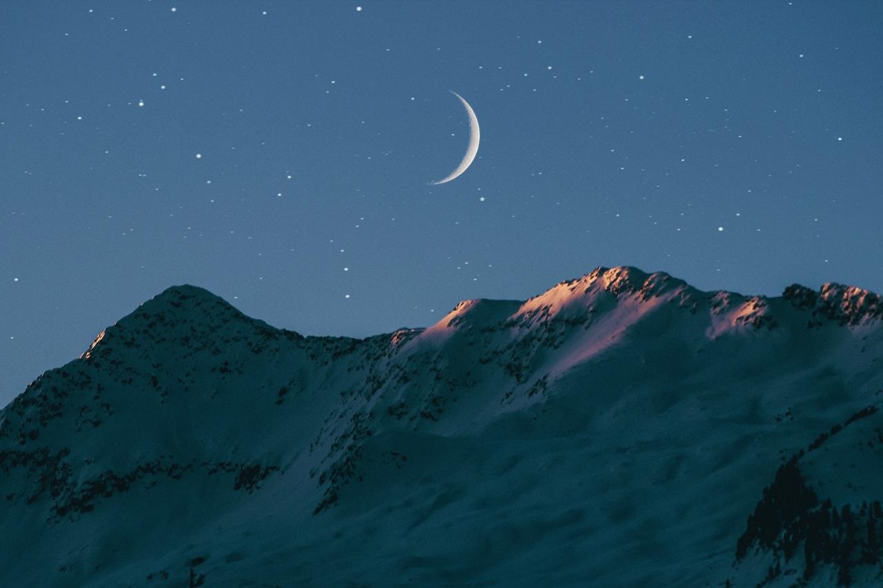 Магическая призма: Луна попадет в кольцо звезд