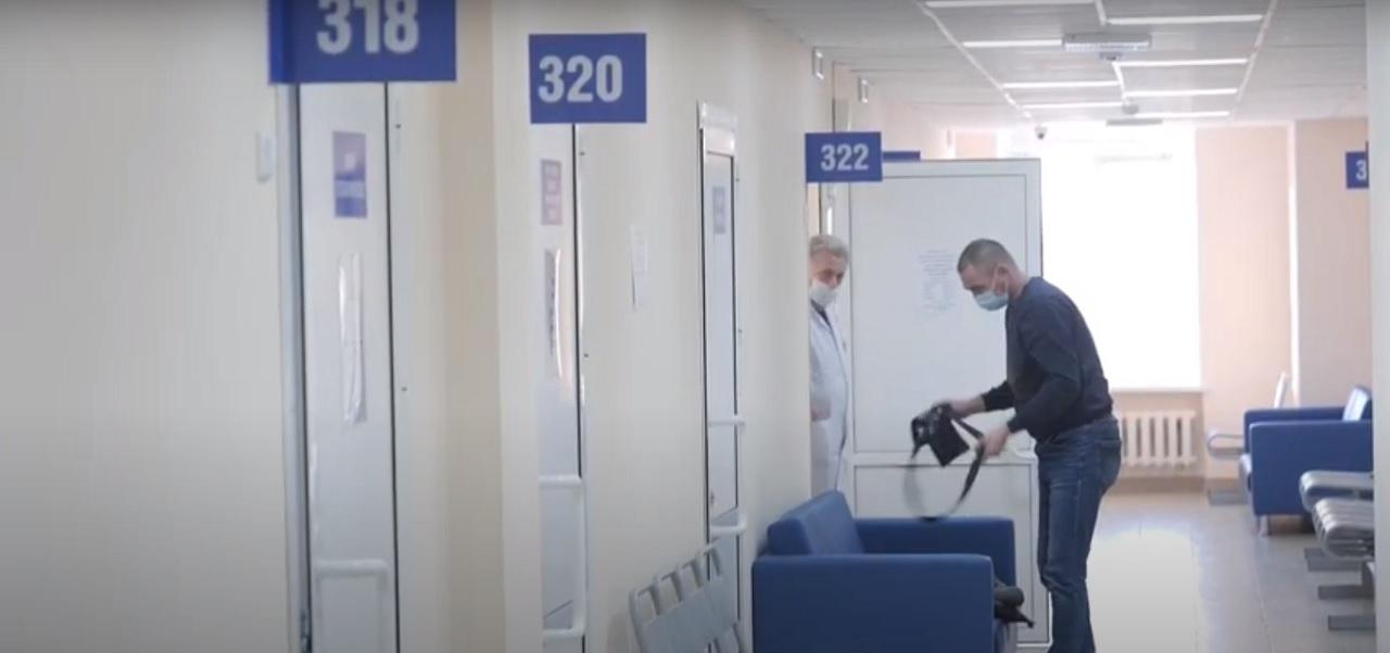 В Чебаркуле реконструировали больницу