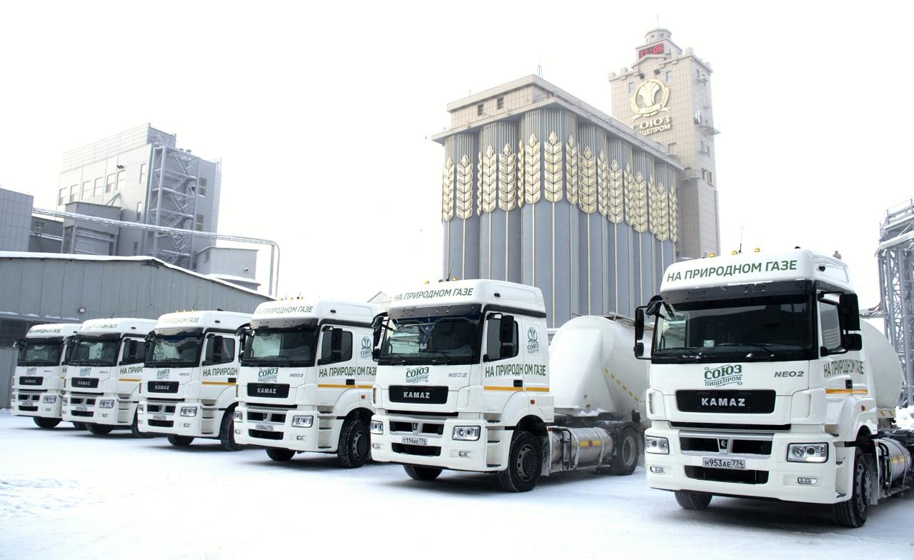 Предприятия Челябинска переводят транспорт на «зеленое» топливо