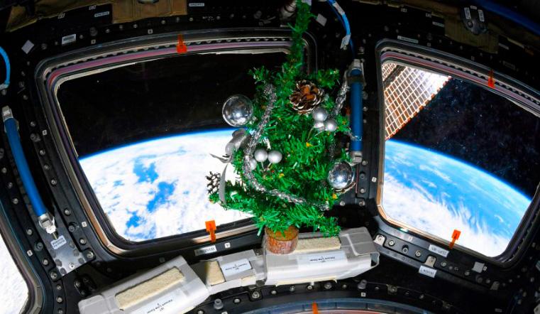 Невероятное фото. Российский космонавт показал, как выглядит Челябинск с борта МКС