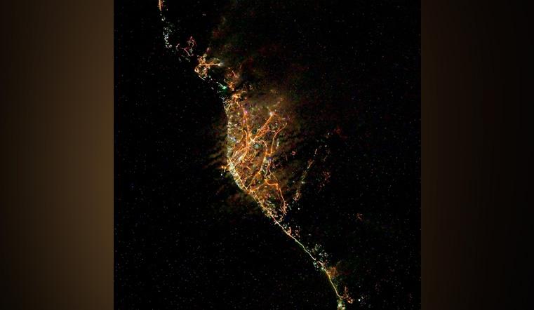 Невероятное фото. Как выглядит Сочи из космоса