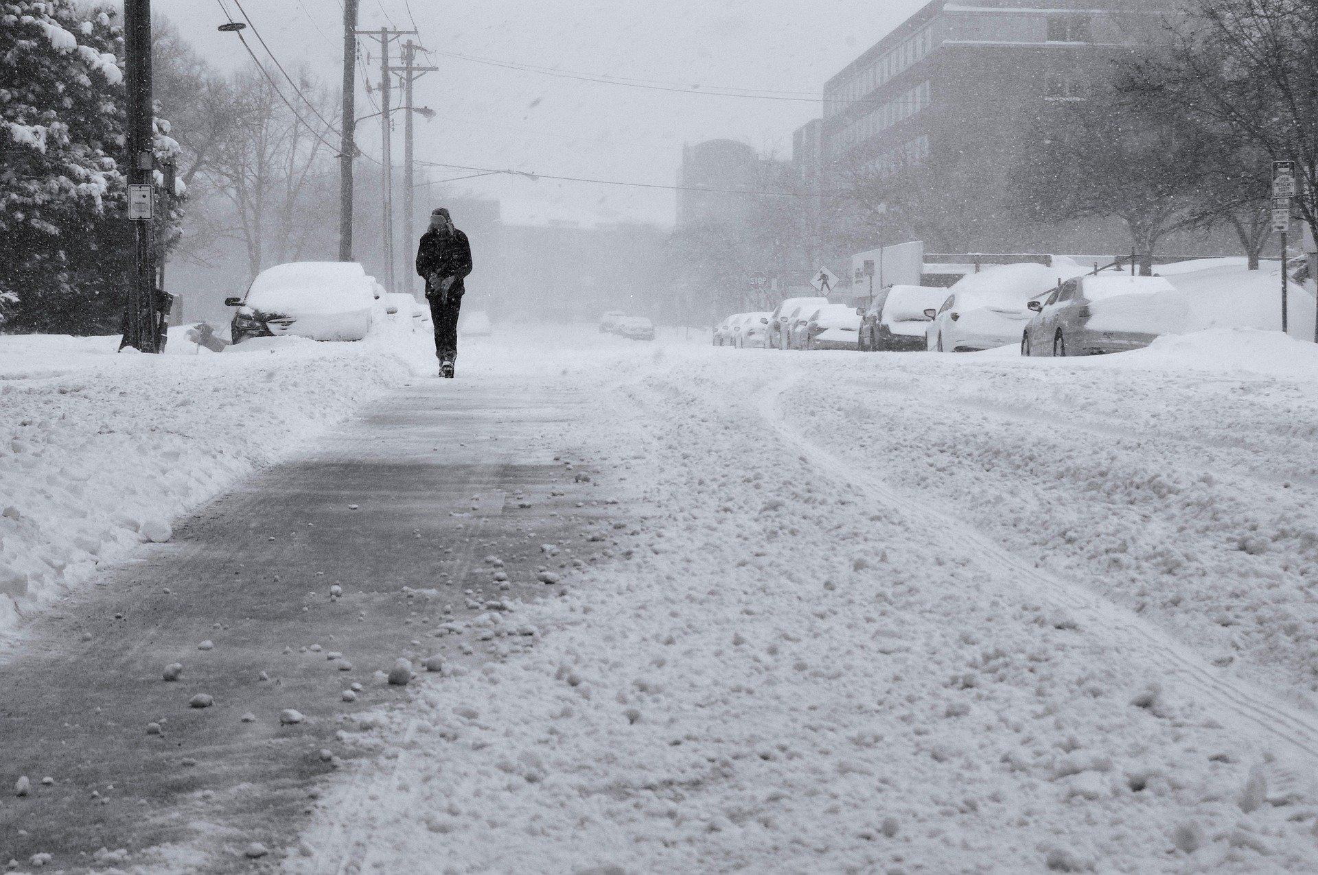 Минус 33 градуса. В Челябинской области ожидается арктическое похолодание и метели