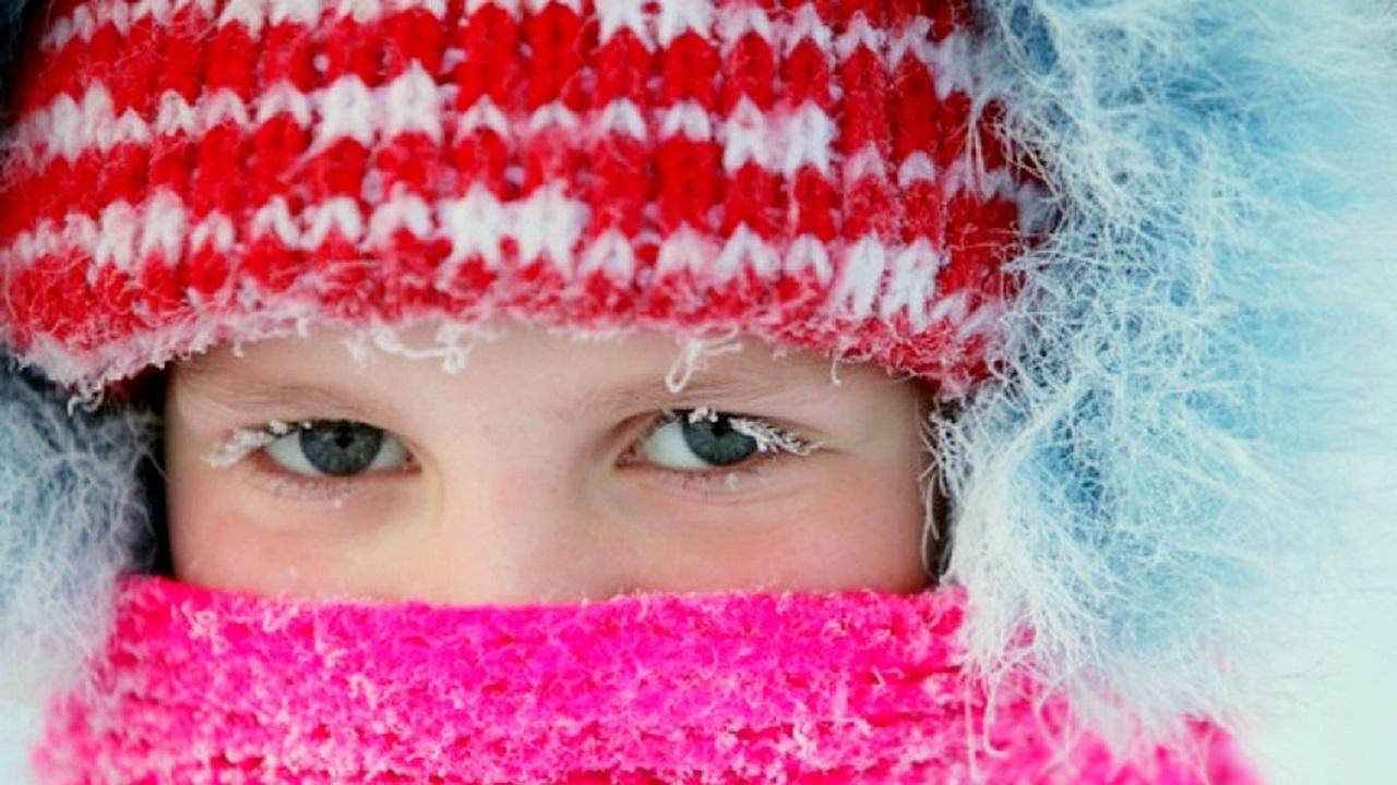 Занятия в школах Челябинской области отменены из-за мороза