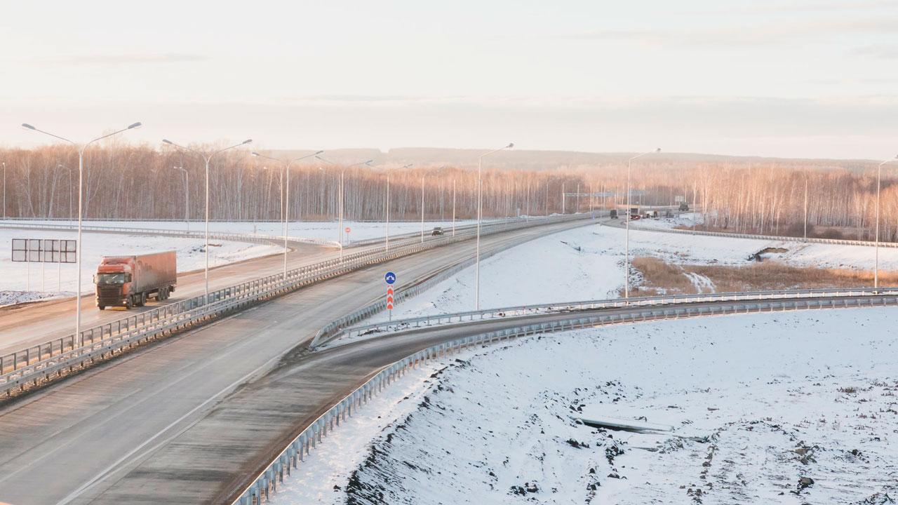 Водителей в Челябинской области предупредили об опасностях из-за морозов