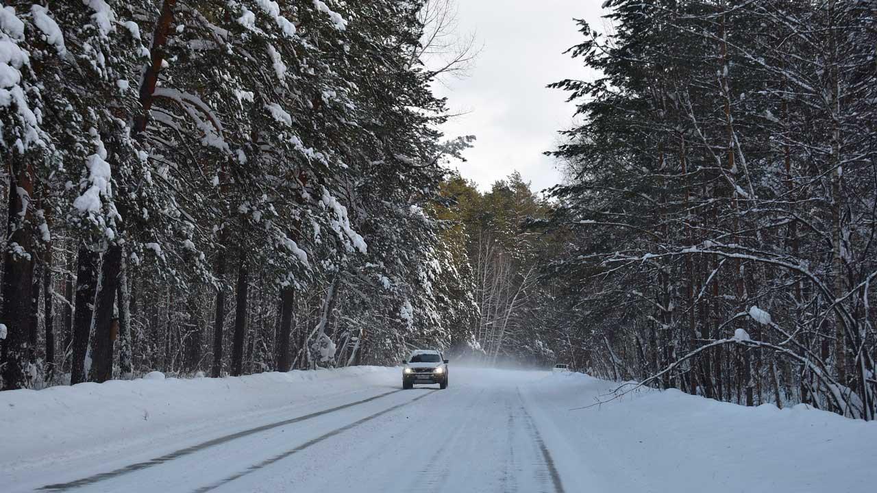 Погода в Челябинской области: водителей предупредили об опасностях из-за морозов