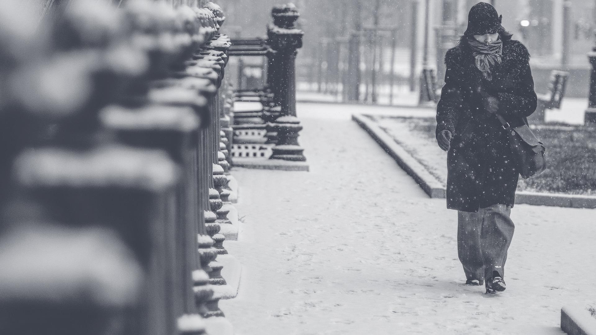 Погода в Челябинске. Синоптики предупредили о морозах, метелях и снегопаде