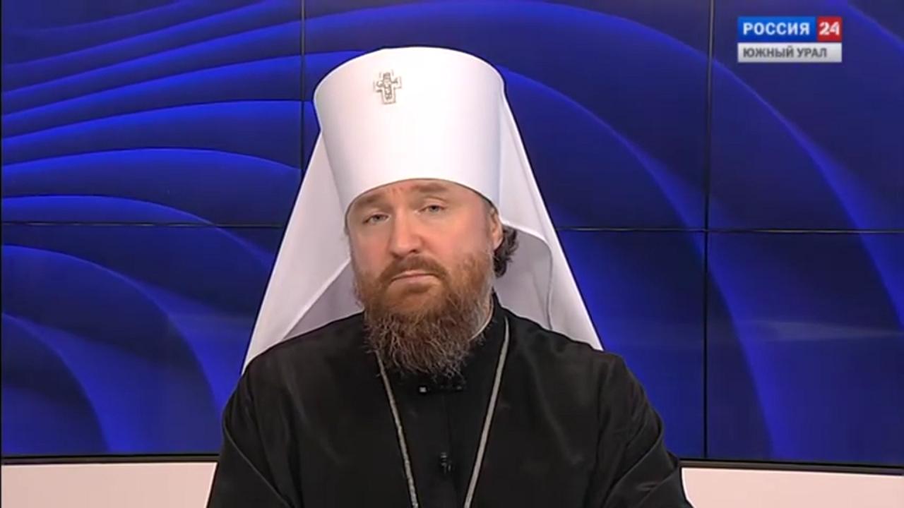 """Митрополит Григорий: """"Наше спасение – в Божией любви к нам"""""""