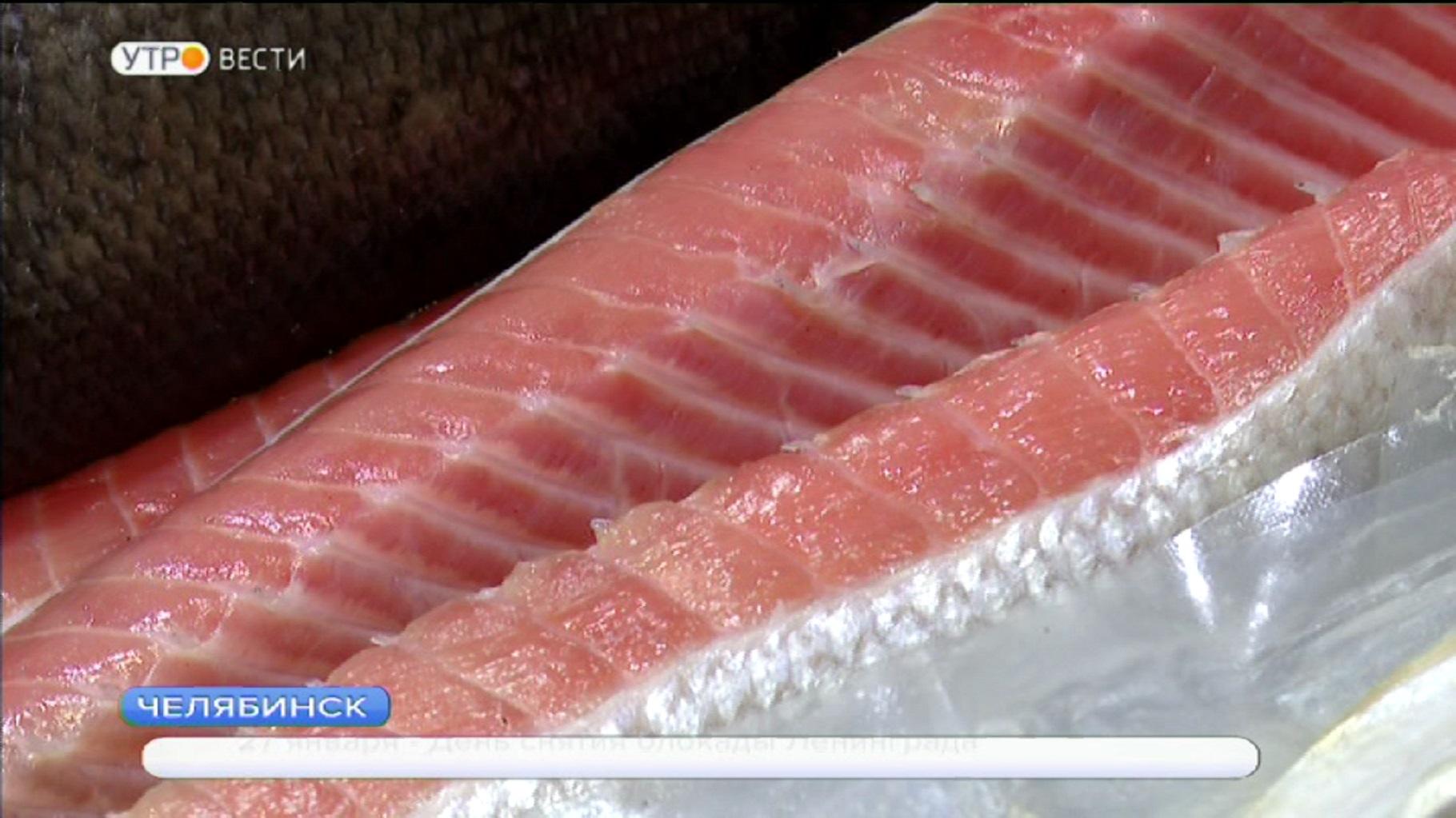 Морские деликатесы с Камчатки привезли в Челябинск