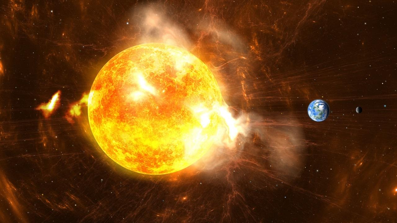 Магнитные бури 2021: Пятна в 6 раз больше Земли заметили на Солнце