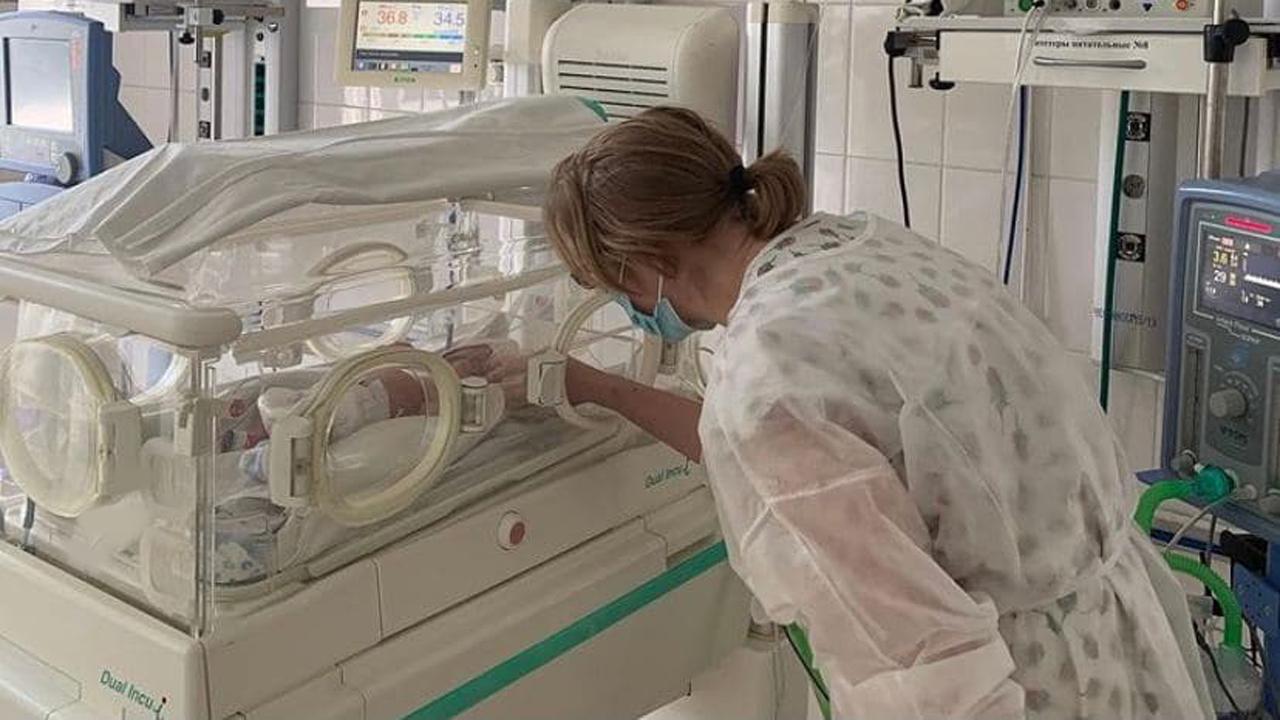 Беременную со 100 % поражения легких из-за коронавируса спасли в Челябинске