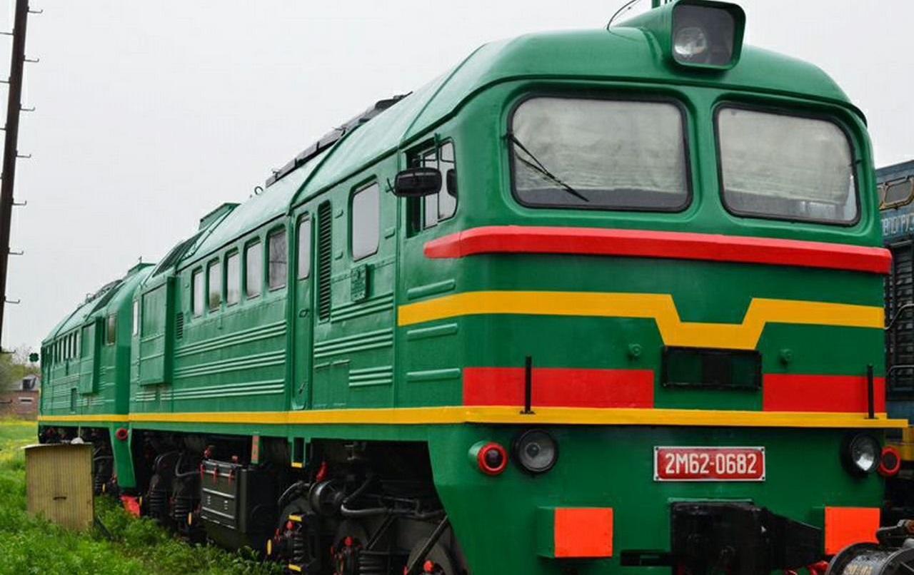 Челябинец продает настоящий поезд за 18,5 млн рублей