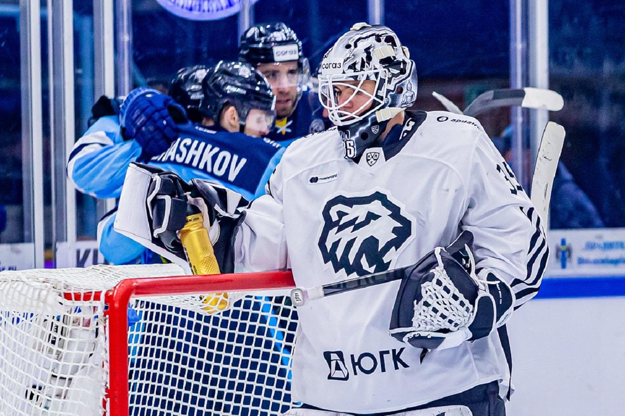 Сибирский характер: «Трактор» уступил «Сибири» во втором матче выезда