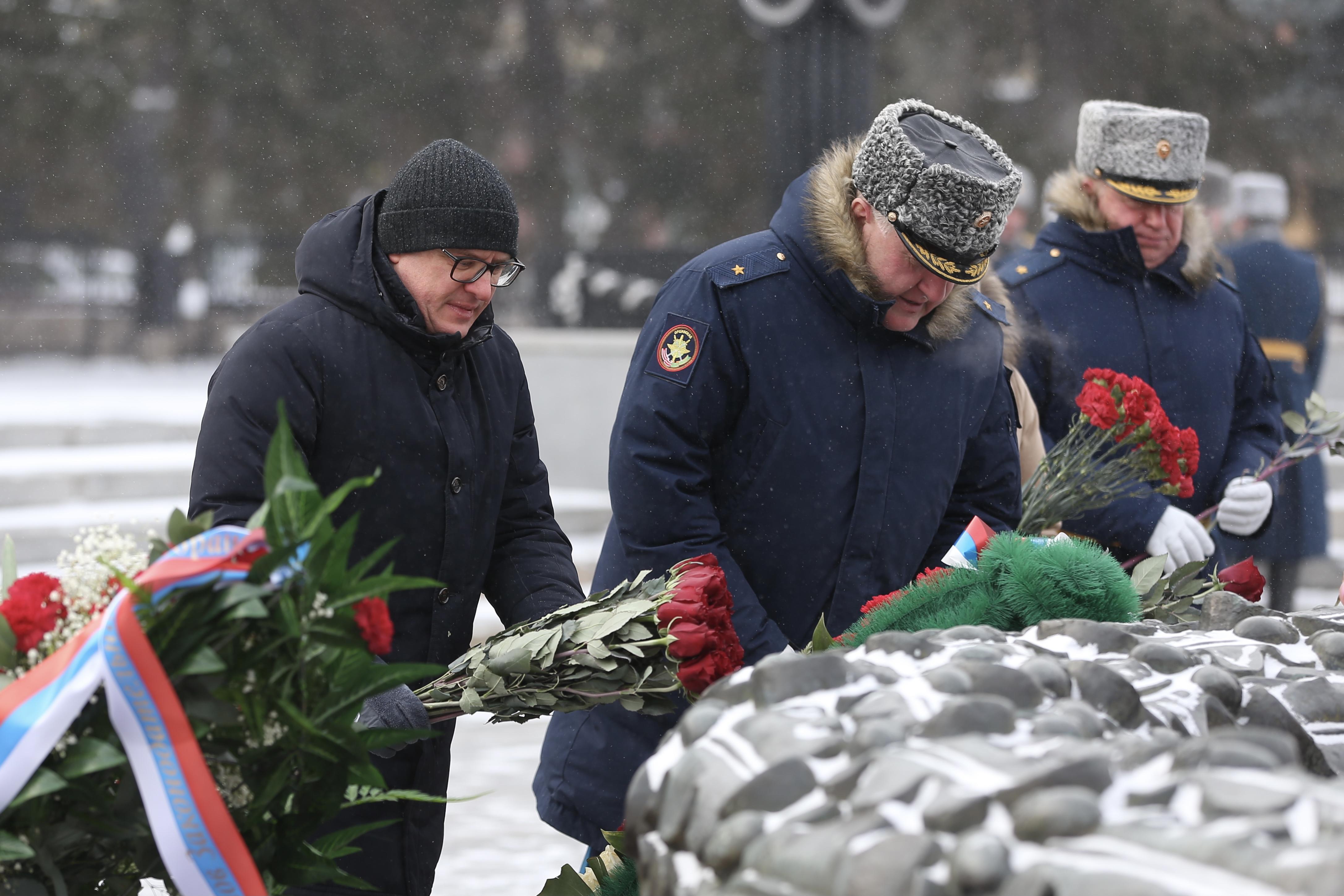 Праздник при штормовом ветре: как отметили 23 февраля в Челябинской области