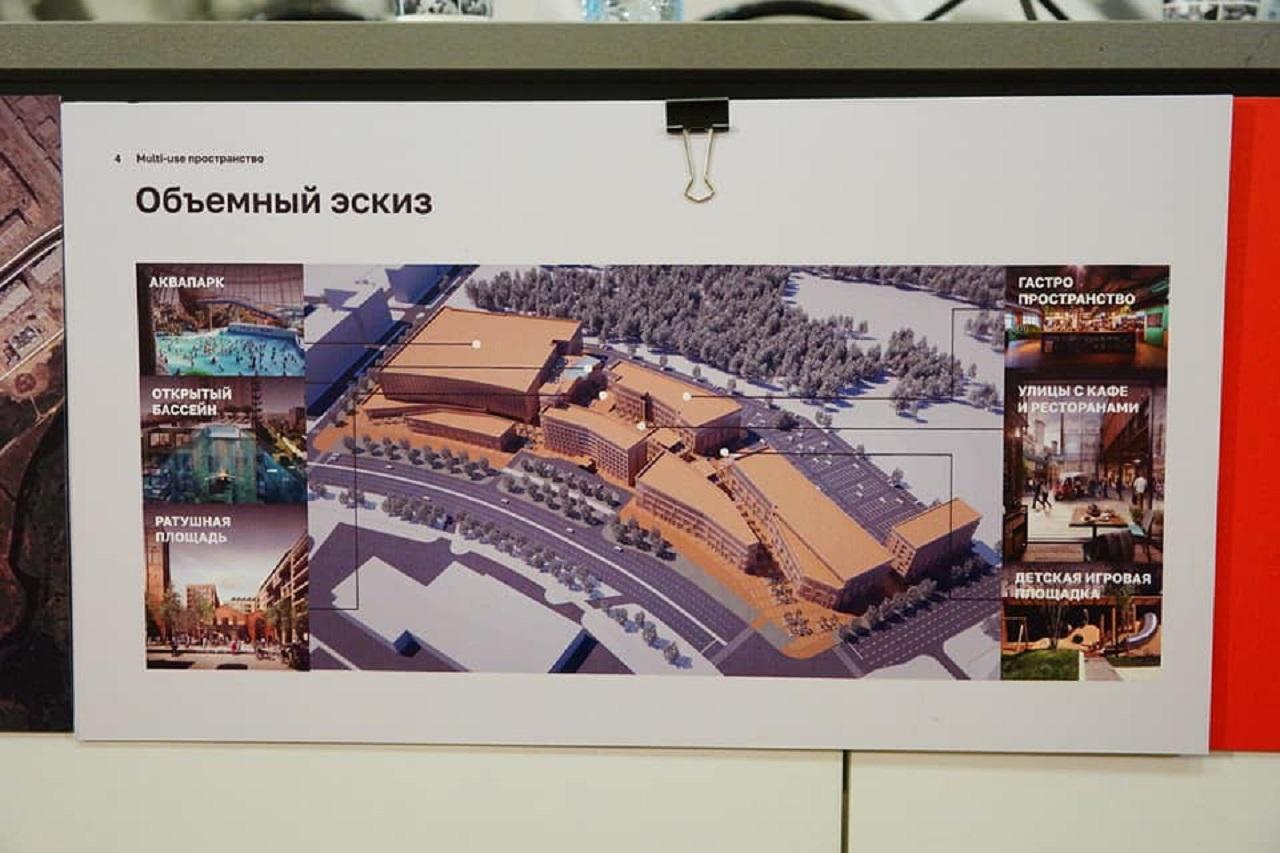 Стало известно, когда в Челябинске появится аквапарк