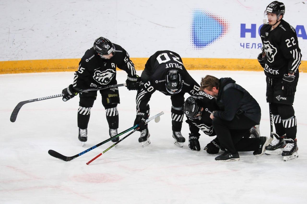 «Ак Барс» оказался зубастее: «Трактор» уступил казанцам в первом домашнем матче