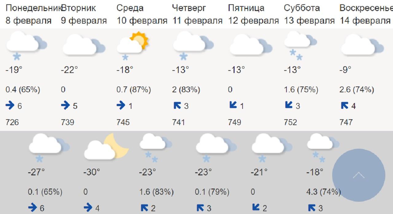 На Южном Урале отменили занятия в школах из-за мороза
