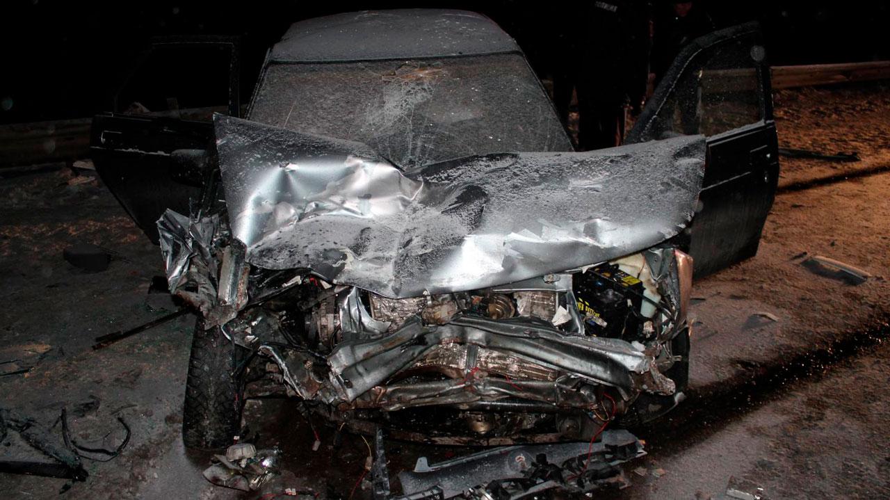 В массовом ДТП на трассе М5 в Челябинской области погибла девушка